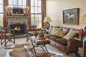 Country living room designs Rustic 40 Fireplace Mantel Ideas For Perfectly Country Living Room Country Living Magazine 40 Fireplace Design Ideas Fireplace Mantel Decorating Ideas