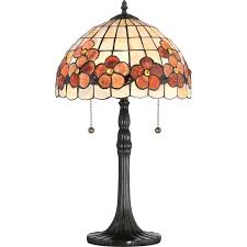 quoizel table lamps quoizel pineapple table lamps