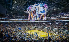 Chase Center Seating Chart San Francisco Samsung Partners With Golden State Warriors To Install Nbas