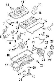 parts com® bmw x3 engine trans mounting oem parts 2008 bmw x3 3 0si l6 3 0 liter gas engine trans mounting