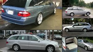 2004 Mercedes Benz E Class Wagon - news, reviews, msrp, ratings ...