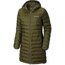 Columbia Womens Jacket Size Chart Columbia Womens Lake 22 Long Hooded Jacket