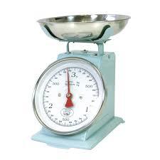Duck Egg Blue Kitchen Utensils Laura Ashley Duck Egg Weighing Scales 3kg Achica