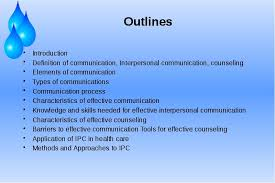 definition of interpersonal skills 6 characteristics of interpersonal communication research paper