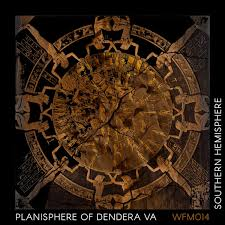 Dendera Chart Various Artists Planisphere Of Dendera Southern