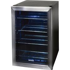 newair beverage refrigerator holds 84 cans model ab 850
