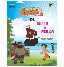 bheem vs vikings vol 101