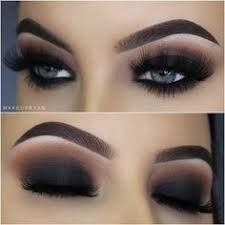 blackest smokey eye i have ever made link in my bio eyes used black smokey eye makeupsimple