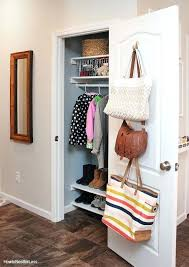 foyer closet storage ideas coat closet organization systems best small ideas on regarding design idea