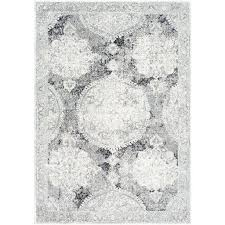 white rug texture distressed vintage medallion gray white area rug off white textured rug white rug texture