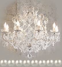 shabby chic chandelier all things sparkly a girly girl at heartâ