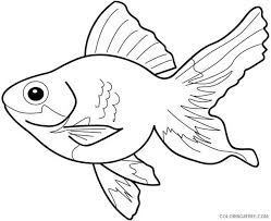 Lets pick up colored pencils, take b/w drawings of animals and… lets. Tropical Fish Coloring Pages Fish Tropical Fish Printable Coloring4free Coloring4free Com