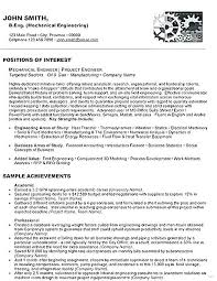 Skills For Engineering Resumes Chemical Engineer Resume Template Sample Chemical Engineering Ideas