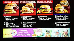 mcdonald s menu 2014. Perfect Mcdonald In Mcdonald S Menu 2014 ABC News