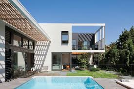 architectural house. Bower Architecture House With Pool In Caulfield Architectural