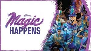 Unlike previous years, the event did not contain a lobby. This Is The Moment Magic Was Made For Disneyland Park S Magic Happens Parade Theme Song And Playlist Now Available On Apple Music Disney Parks Blog