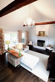 love the look of beams but don t have the budget faux beams