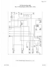 w124 air conditioner wiring diagram w124 wiring diagrams
