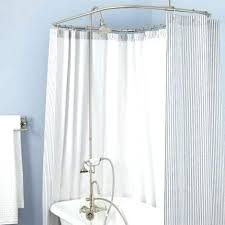 shower curtains for clawfoot tubs brass shower head brushed nickel extra wide shower curtain liner for shower curtains for clawfoot tubs