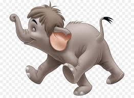 colonel hathi the jungle book mowgli hathi jr elephant the jungle book