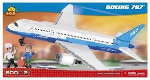 <b>Конструктор Cobi</b> Boeing 26600 <b>Боинг 787</b> Дримлайнер
