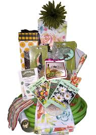 gardening gift basket tisket tasket