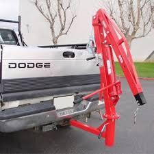 XtremepowerUS 500 Lb Pickup Truck Hydraulic Pwc Dock Jib Engine ...
