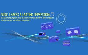 MUSIC LEAVES A LASTING IMPRESSION by jaime fields