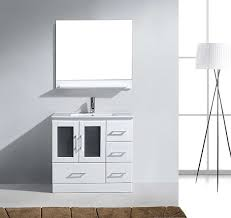 modular bathroom vanity design furniture infinity. virtu ms6736cwh zola single bathroom vanity cabinet set 36 modular design furniture infinity n