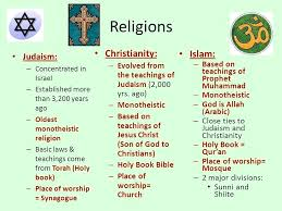 Judaism Christianity And Islam Triple Venn Diagram Venn Diagram Of Christianity And Islam Awesome Image Result For