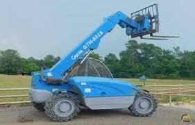 Genie 5519 Load Chart Genie Gth 5519 2 25 Ton Telehandling Boom Lift For Sale