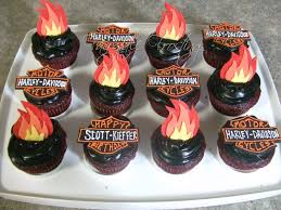 Harley Davidson Party Decorations 17 Best Images About Harley Cakes On Pinterest Motorcycle Cake