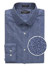 Camden Standard Fit Non Iron Dress Shirt