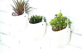 wall mounted flower pots wall decoration medium size wall mounted planter herb pots garden planters metal