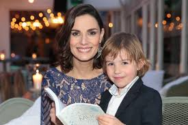 Dublin model Alison Canavan saved by young son after collapsing ...