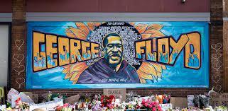 Trump Jr. Says George Floyd Mural Being ...