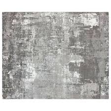 hand woven silk ocean area rug beige and gray rugs lanette 9 x