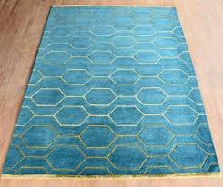 teal gold rugs modern and rug gray