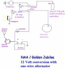 wiring diagram for ford naa tractor yesterday s tractors wiring diagram for ford naa tractor