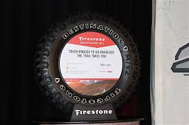 Firestone Destination M T2 Tire Review