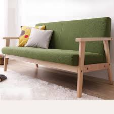 simple furniture small. Simple Detachable Small Sofa, Single Solid Wood Sofa Combination, Furniture-in Living Room Sofas From Furniture On Aliexpress.com | Alibaba Group