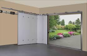 bypass sliding garage doors. Interesting Doors Bypass Sliding Garage Doors Horizontal Sliding Garage Doors U2013 Door  Decoration Inside W
