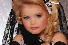 child beauty pageant star eden wood abc news n  child beauty pageant star eden wood