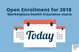 open enrollment for 2018 marketplace health insurance starts today