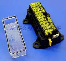 fusebox for mini blade fuses 4 6 8 10 way 16 way fusebox for blade fuses <br>alt fbb16u 01