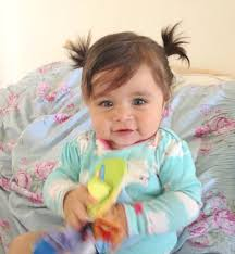 Childrens Hair Style baby girl hair dos ponytails cute baby stuff d pinterest 2241 by wearticles.com