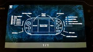 Destiny Remote Play PS4 to PS Vita Controller Layout Revealed