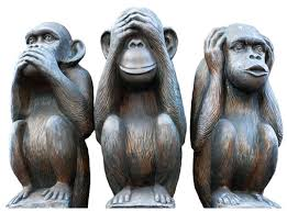 The Three Monkeys of Deceiving