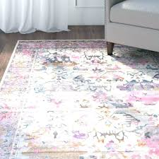pink area rug appealing bungalow rose messiah ivory light 8x10 hot rugs medium size of