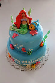 Ariel Cake Decorations Ariel Birthday Cake For Childrens Party Some Enjoyable Pictures